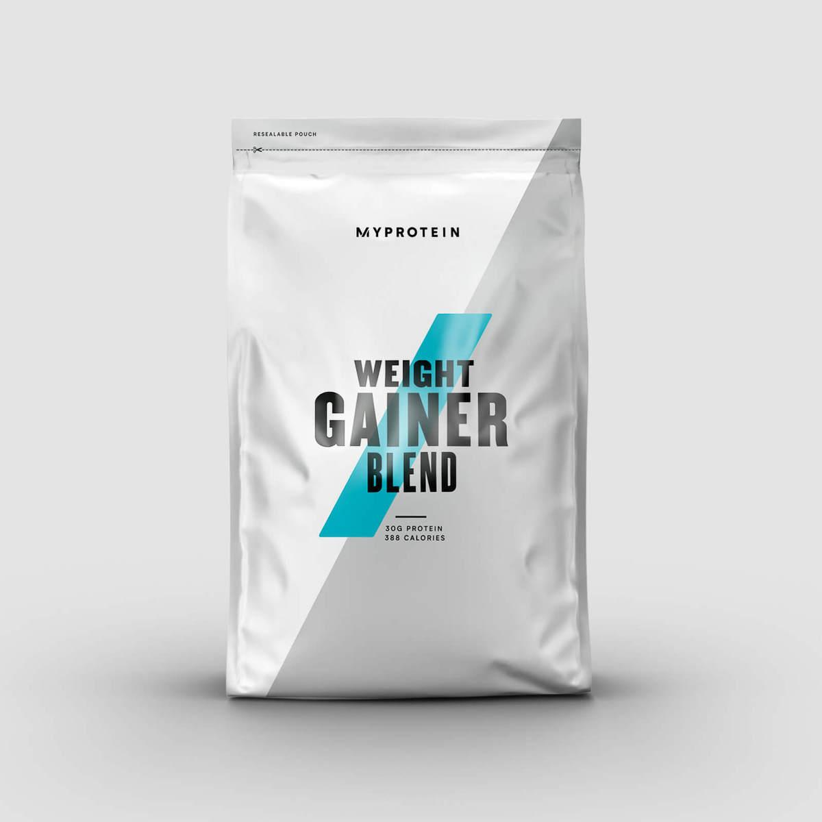 MyProtein Weight Gainer Blend 2,5kg