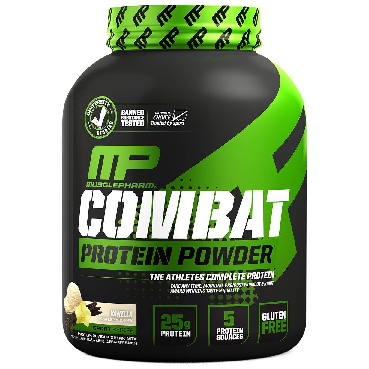 MusclePharm Combat Protein Powder 1,8kg