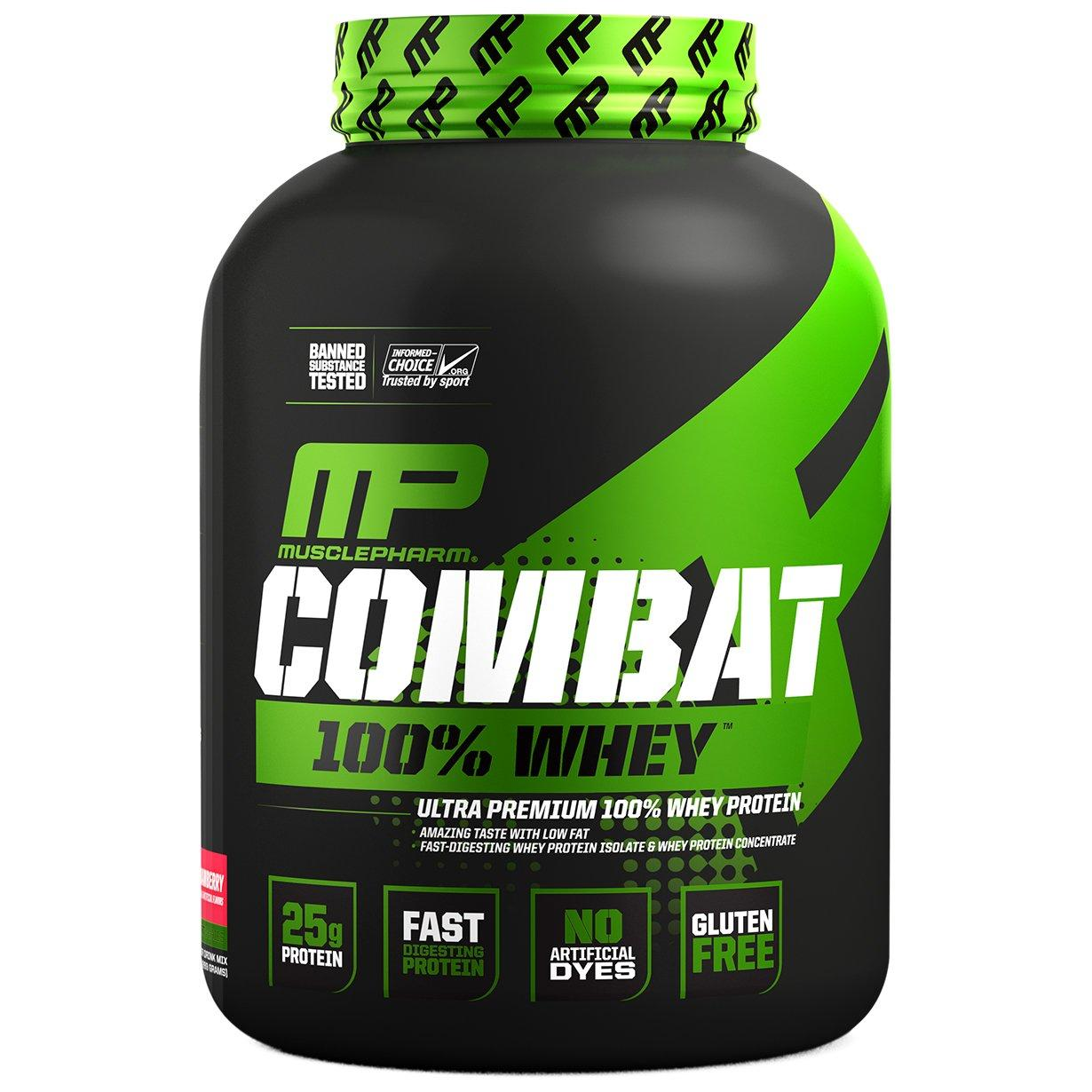 MusclePharm Combat 100% Whey Protein 1814g