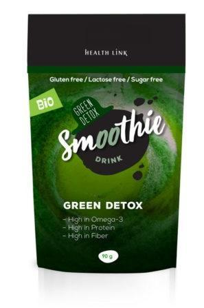 BIO Green Detox Smoothie 300g