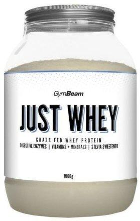 GymBeam Protein Just Whey 1kg
