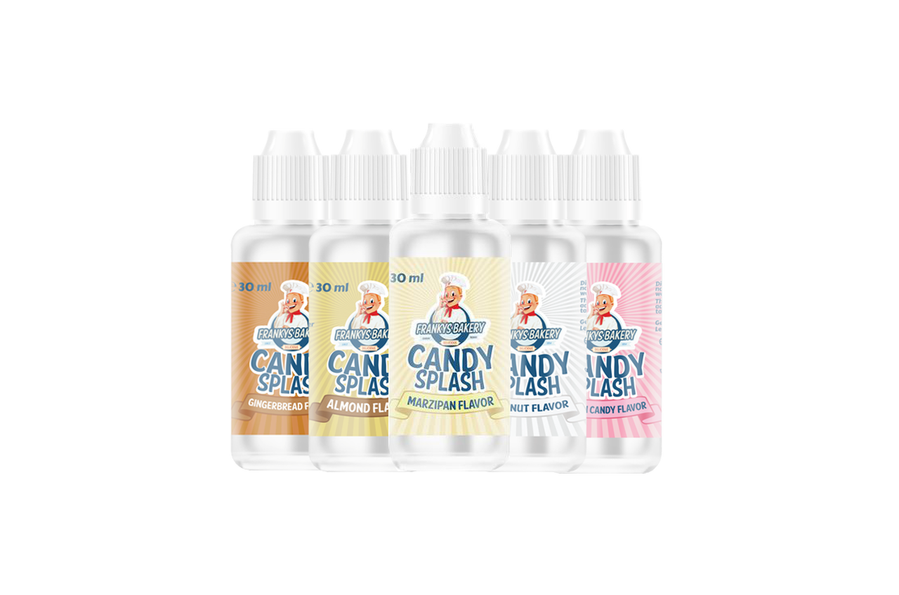 Frankys Bakery Flavor Drops 30ml