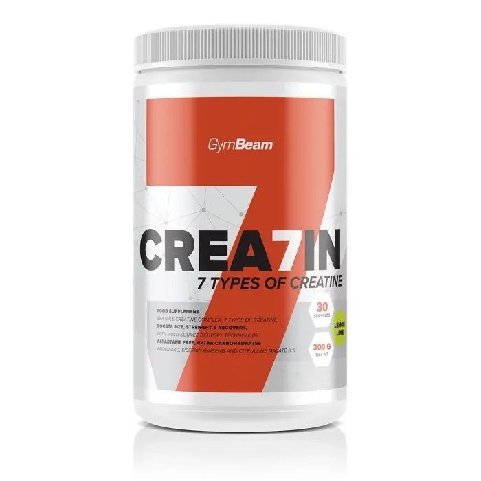 GymBeam Kreatin Crea7in
