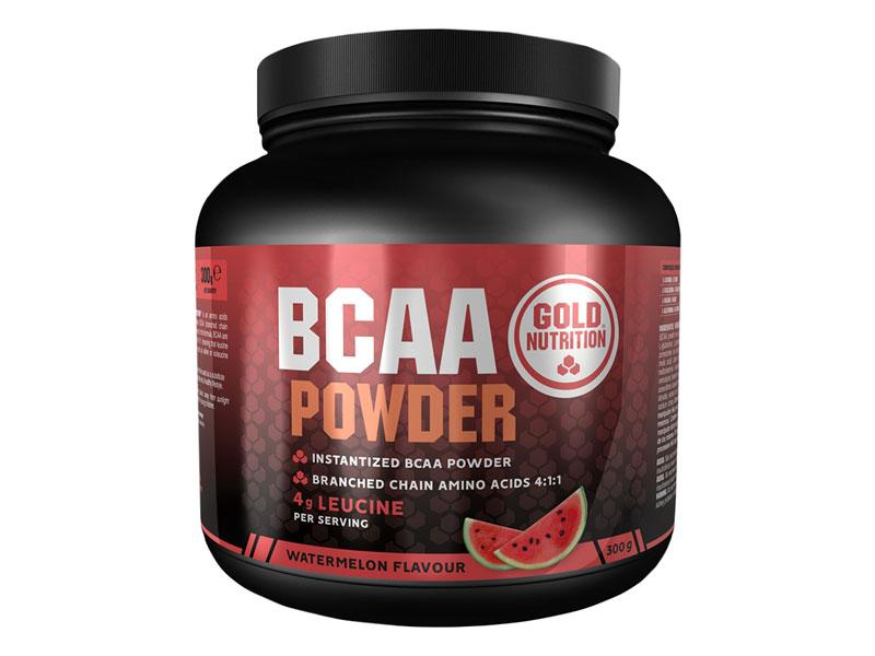 Gold Nutrition BCAA Powder-Meloun