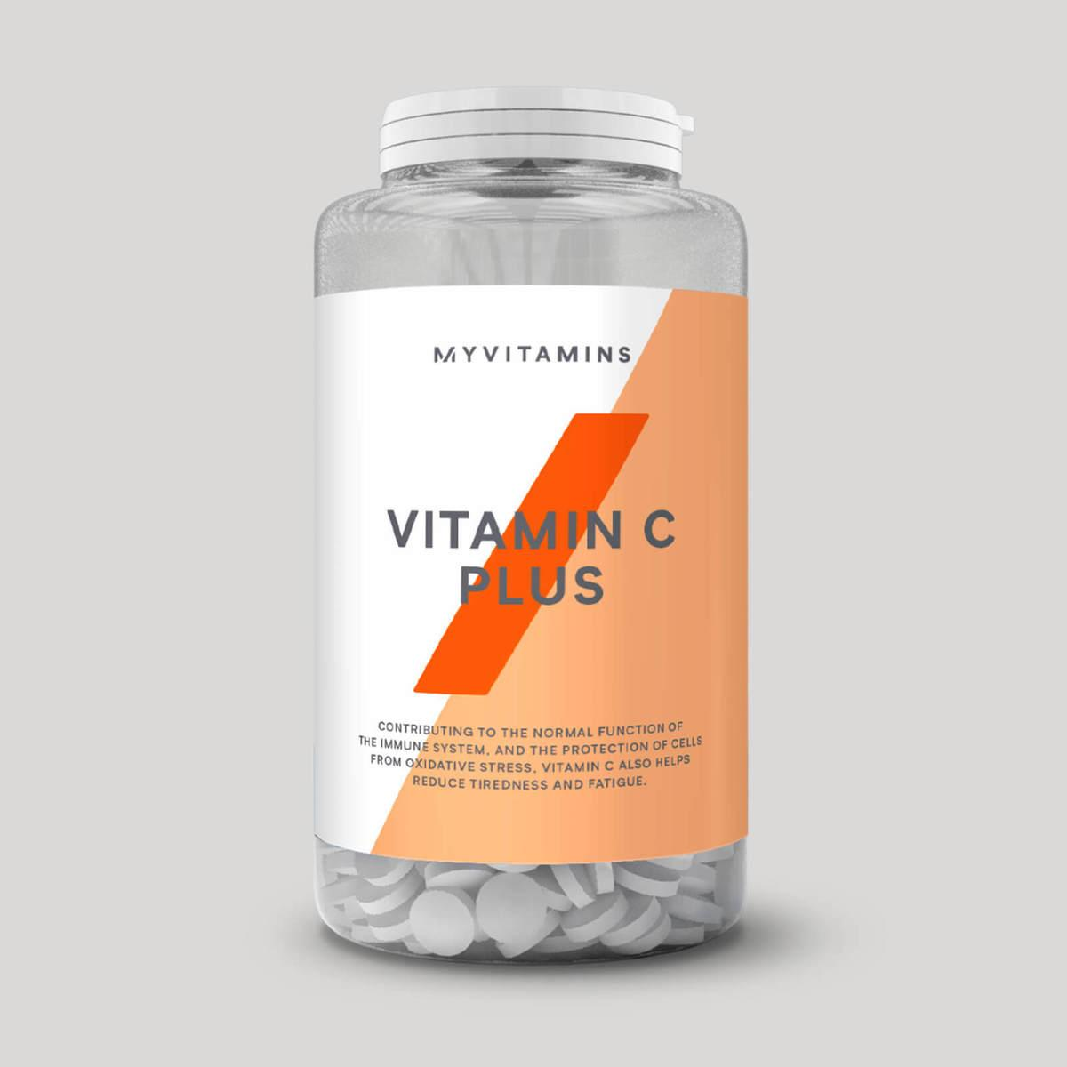 MyProtein Vitamin C plus 60 tablet
