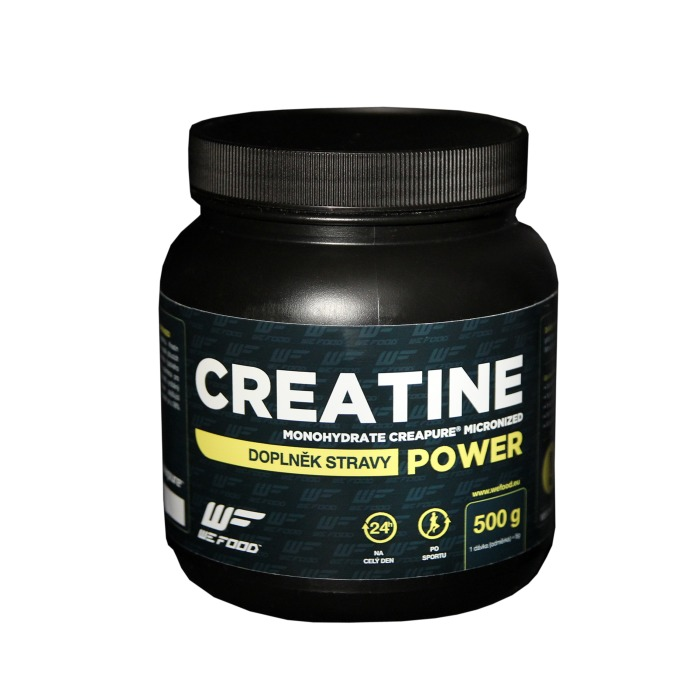 We Food Creatine Creapure 500 g