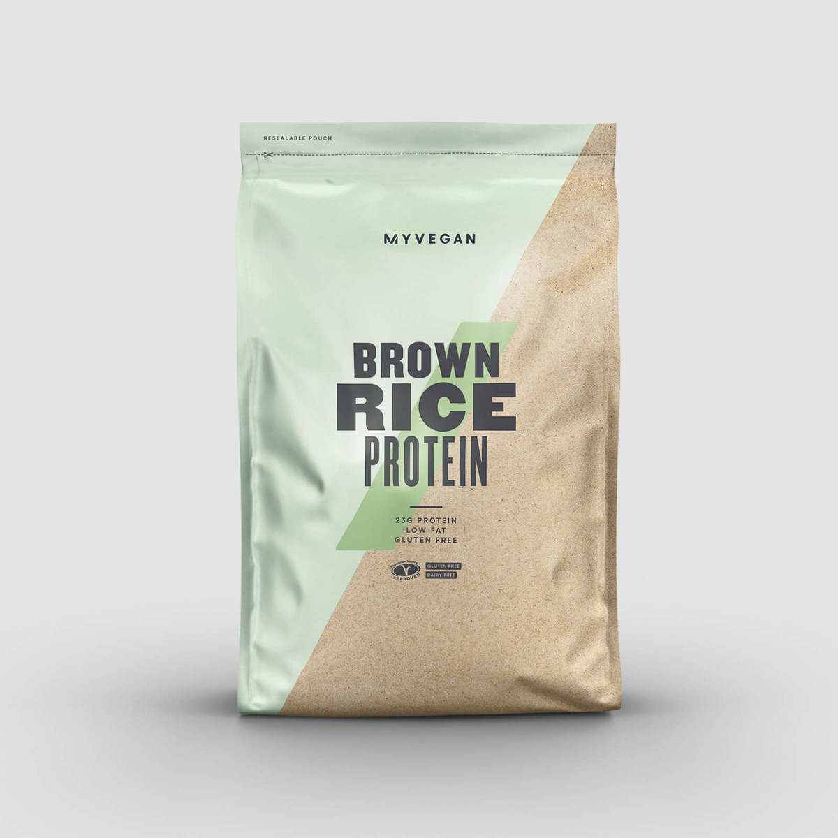 MyProtein Brown Rice Protein 1kg