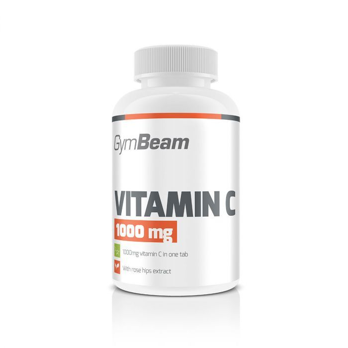 GymBeam Vitamin C 1000 mg