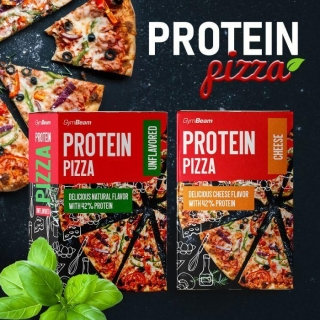 GymBeam Proteinová pizza 500g
