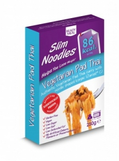 Slim pasta Lunch Box Vegetariánské Pad Thai 250g