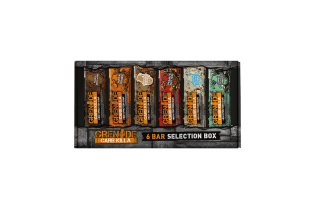 Grenade Carb Killa 6 Protein Bar selection box