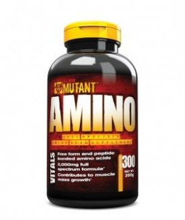 Mutant Amino 300tablet