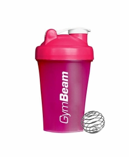 GymBeam šejkr Blend Bottle růžový