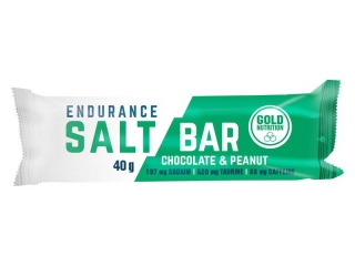 GoldNutrition Endurance Salt Bar 40g