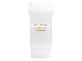 GoldNutrition SHAKER 500 ml Woman Collection