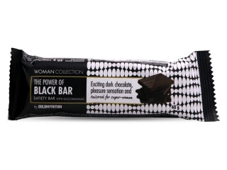 GoldNutrition Black Bar 40g